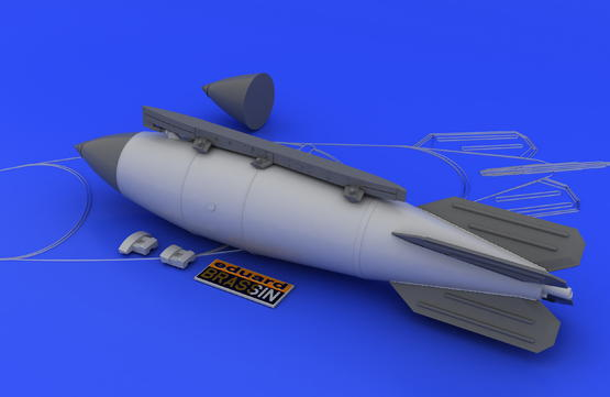 IAB-500 imitation atomic bomb 1/48  - 4