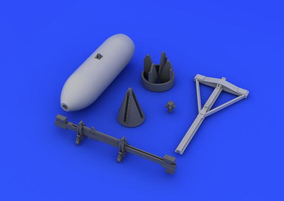 Spitfire 500lb bomb set 1/48  - 4