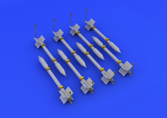 FFAR rockets 1/48  - 4