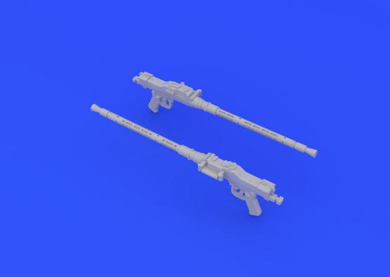 MG 81 gun 1/48  - 4