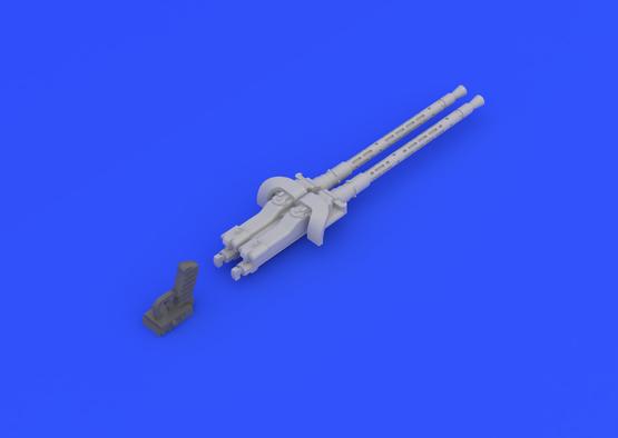 MG 81Z kulomet 1/48  - 4