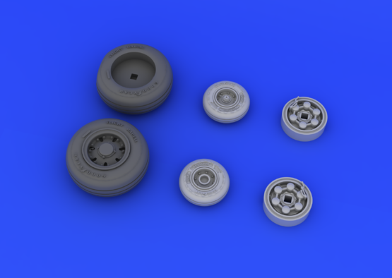 Tornado IDS wheels 1/48  - 4