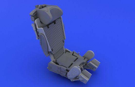 MiG-21MFN ejection seat  1/48 1/48  - 4