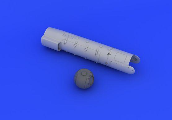 AN/AAQ-28(V) Litening pod 1/48  - 4