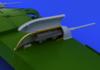 Bf 109 подвесные пушки 1/48 - 4/6