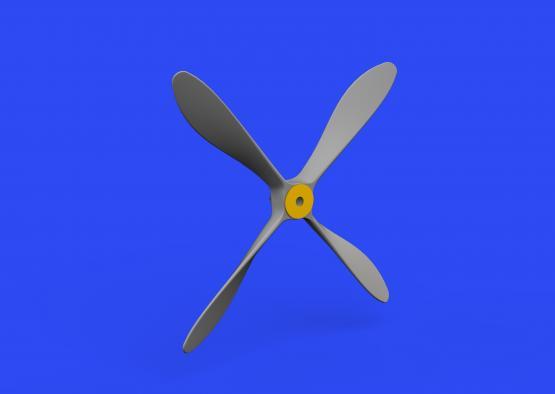 SE.5a propeller four-blade 1/48  - 4