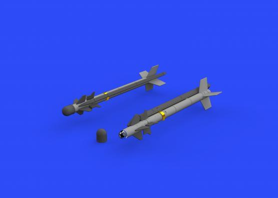 Matra R-550 Magic 1/48  - 4