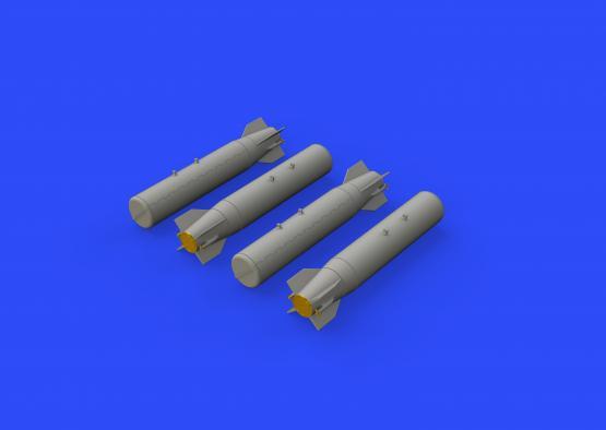 M36 kazetové bomby 1/48  - 4