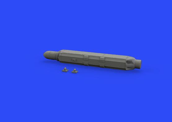 AN/ALQ-131 (shallow) ECM pod 1/48  - 4