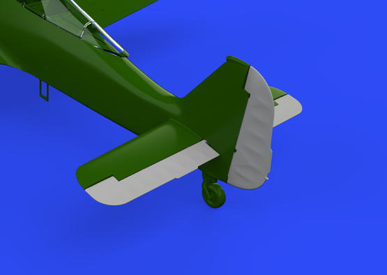 Fw 190A control surfaces early 1/48  - 4
