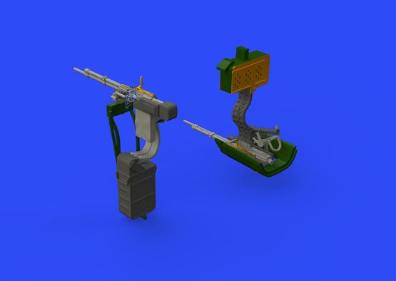 Pe-2 UBT guns 1/48  - 4
