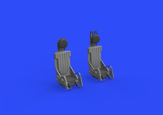 L-29 кресла пилотов 1/48  - 4