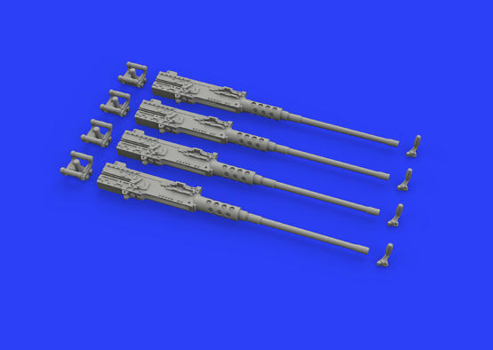 M2 Brownings w/handles 1/48  - 4