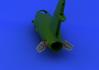 MiG-15bis airbrakes 1/72 - 4/6