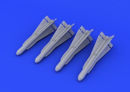 AIM-4G 1/72  - 4