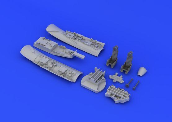 UTI MiG-15 kokpit 1/72  - 4