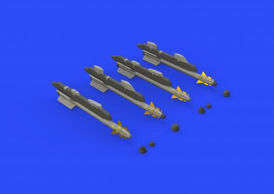 R-73 / AA-11 Archer 1/72  - 4