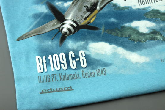 Bf 109G-6 +T-Shirt L 1/48  - 4