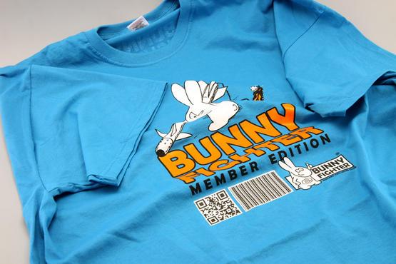MiG-21MF Bunny Fighter Club + T-shirt XXL 1/48  - 4