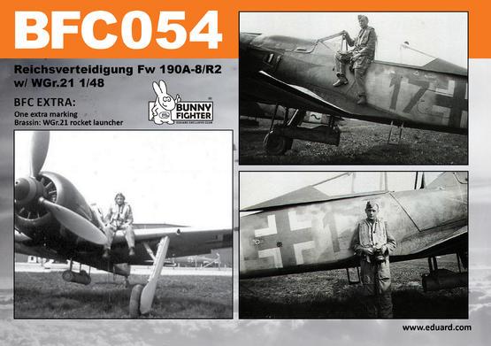 Reichsverteidigung Fw 190A-8/R2 w/ WGr.21 1/48  - 4