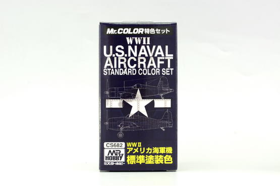 Mr.Color - U.S.Navy Color for Aircraft (WWII)  - 4
