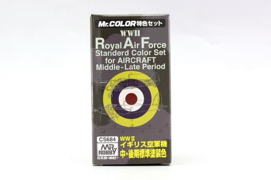 Mr.Color - Royal Air Force (WWII) color middle/late  - 4