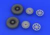 F4U-1 wheels 1/32 - 5/5