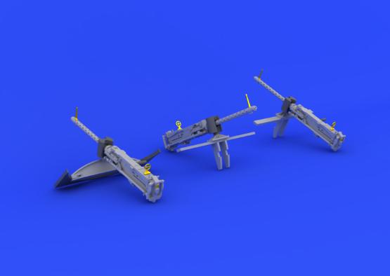 B-17G guns  1/32 1/32  - 5
