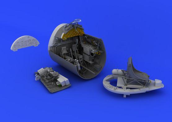 F4U-1A kokpit 1/32  - 5