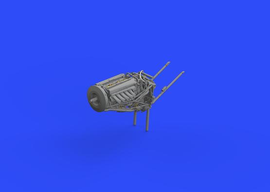 Mosquito FB Mk.VI pravý motor 1/32  - 5
