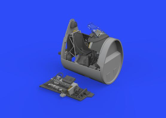 F4U-1D cockpit 1/32  - 5
