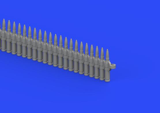 12,7 mm 弾帯 1/35  - 5