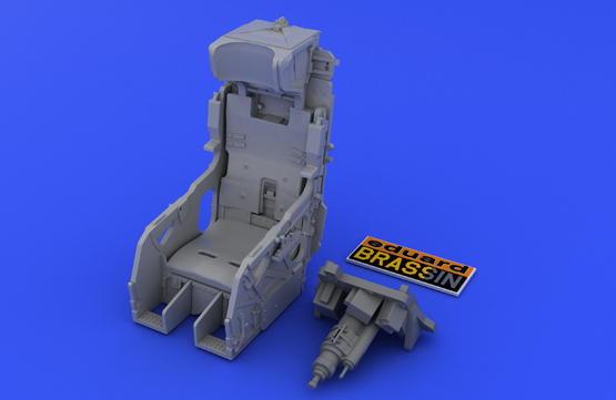Su-7 seat 1/48  - 5