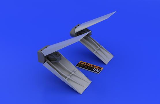 F-16 air brakes 1/48  - 5