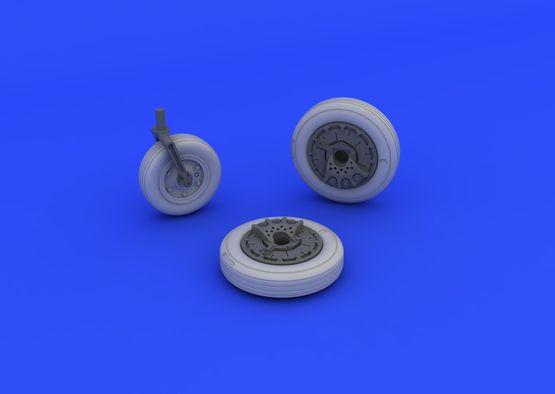 A-4E/F wheels 1/48  - 5