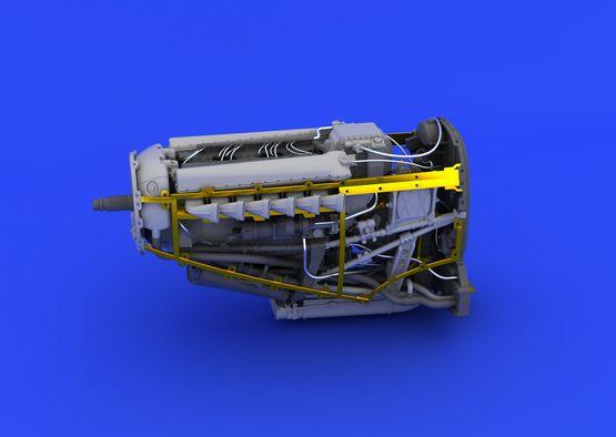 Spitfire Mk.XVI engine 1/48  - 5