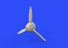 Bf 109F propeller LATE 1/48 - 5/5