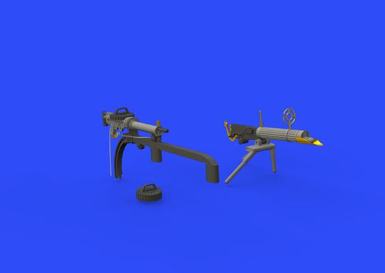 SE.5a guns 1/48  - 5