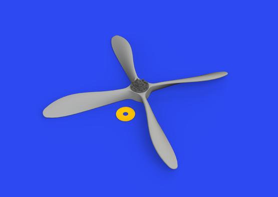 SE.5a propeller four-blade 1/48  - 5