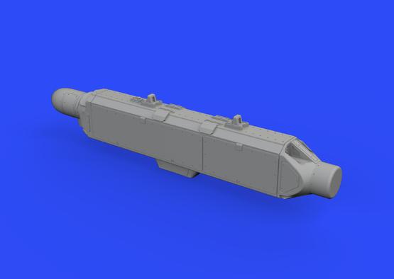 AN/ALQ-131 (shallow) ECM pod 1/48  - 5