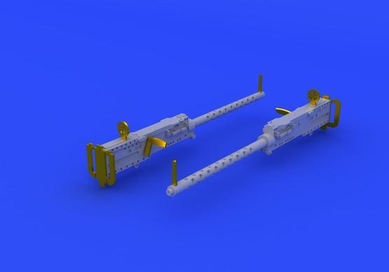 M-2 ブローニング 機関銃  1/72  - 5