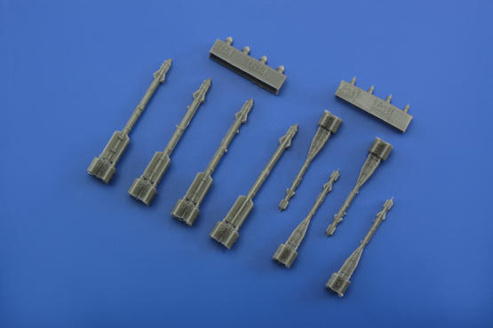 MiG-29A weapons set 1/72  - 5