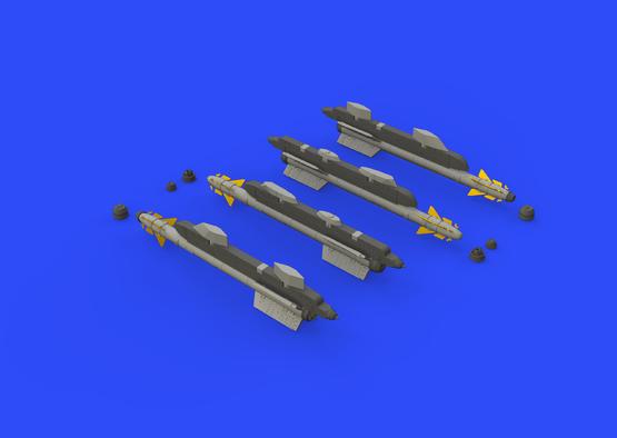R-73 / AA-11 Archer 1/72  - 5