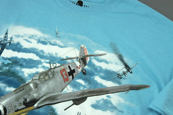 Bf 109G-6 +T-Shirt XXXL 1/48  - 5