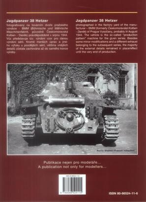 Jagdpanzer 38 HETZER  - 5