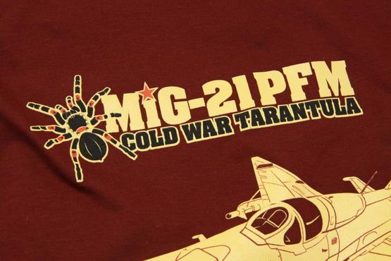 T-shirt MiG-21PFM (L)  - 5