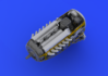Spitfire Mk.IX motor 1/48 - 6/7