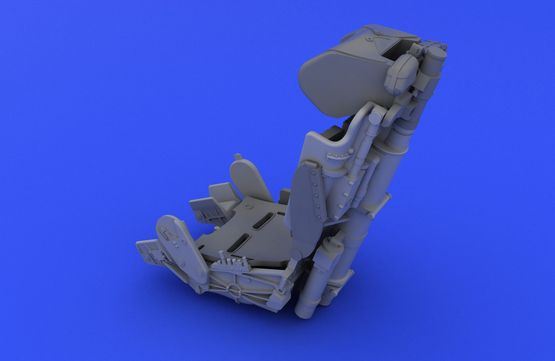MiG-21MFN ejection seat  1/48 1/48  - 6