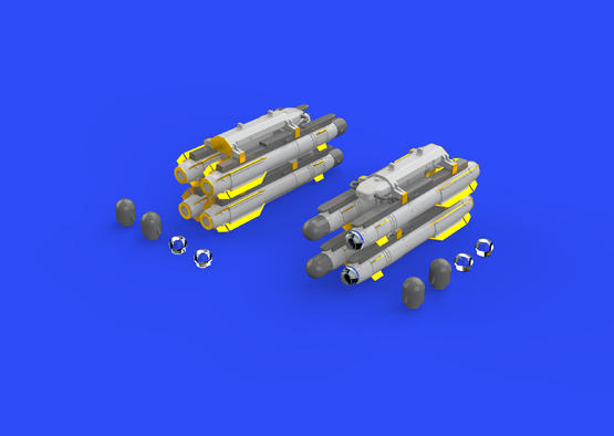 AGM-114 Hellfire 1/48  - 6