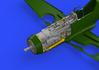 Bf 109F двигатель и фюзеляжное вооружение 1/48 - 6/7